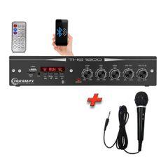 Amplificador-Residencial-Taramps-Ths-1800-80rms---Microfone