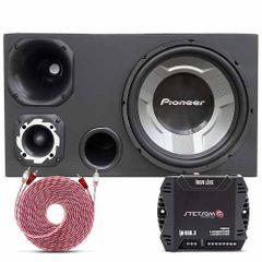Caixa-Trio-Pioneer-Sub-12-Ts-w3060br---Amplificador-Stetsom