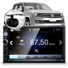 Central-Multimidia-Mp5-Amarok-Preta-Camera-Espelhamento-Bluetooth