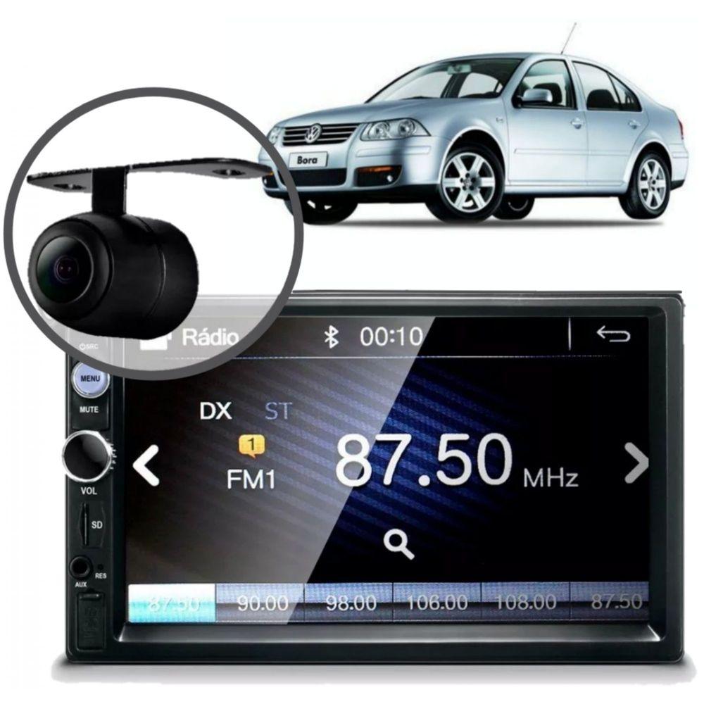 Central-Multimidia-Mp5-Bora-2007-Camera-Bluetooth-Espelhamento