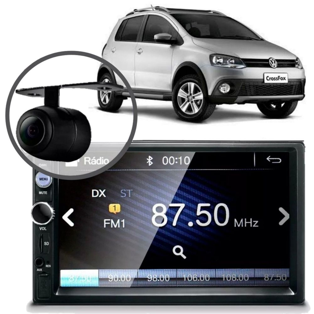 Central-Multimidia-Mp5-Cross-Fox-2013-Camera-Bluetooth-Espelhamento