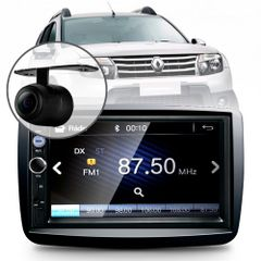 Central-Multimidia-Mp5-Duster-Oroch-Pcd-Camera-Bluetooth-Espelhamento