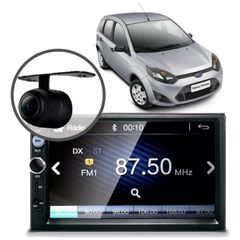 Central-Multimidia-Mp5-Fiesta-Hatch-2009-Camera-Bluetooth-Espelha