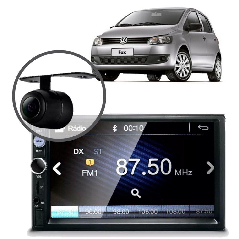 Central-Multimidia-Mp5-Fox-Camera-Bluetooth-Espelhamento-Android
