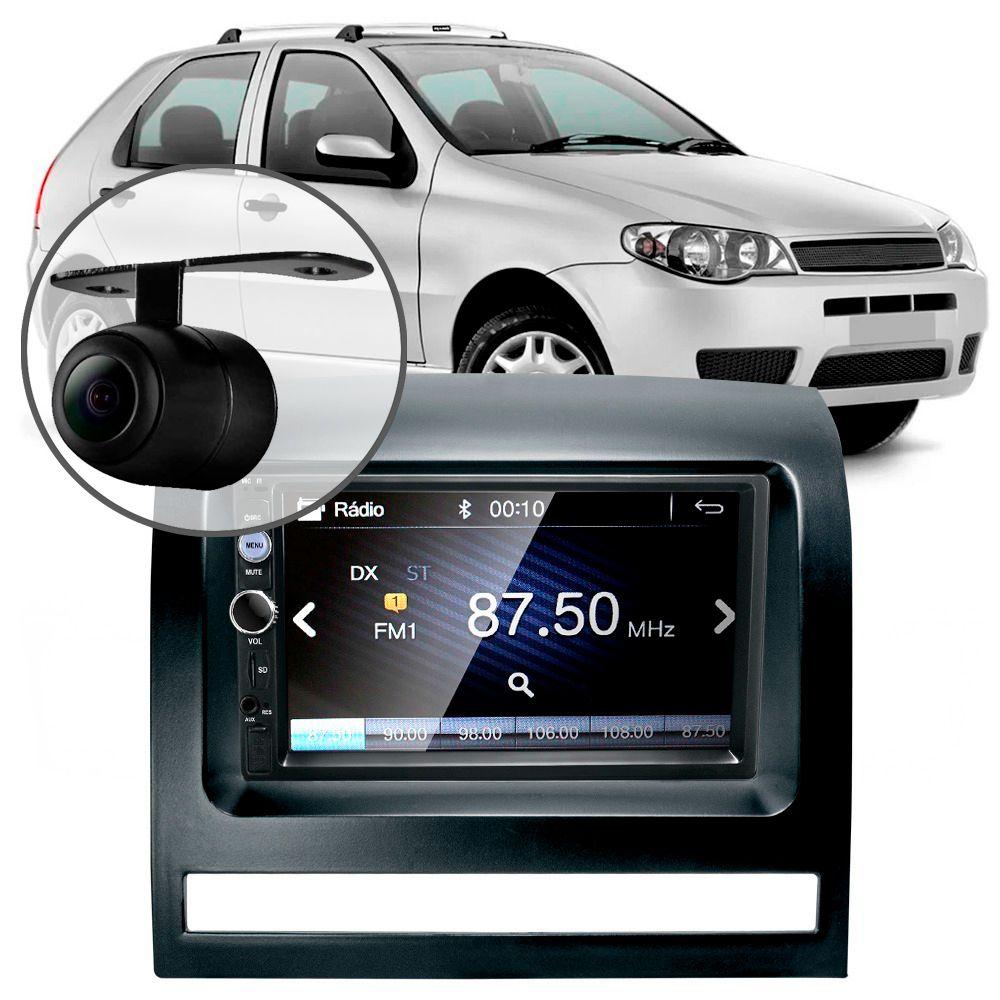 Central-Multimidia-Mp5-Palio-Camera-Bluetooth-Espelhamento-Android
