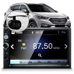 Central-Multimidia-Mp5-Santa-Fe-Bluetooth-Cam-Espelhamento-Android