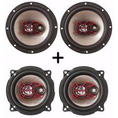 Kit-Auto-Falante-Bravox-5--E-6-200w-Chevrolet-Agile-4-Portas