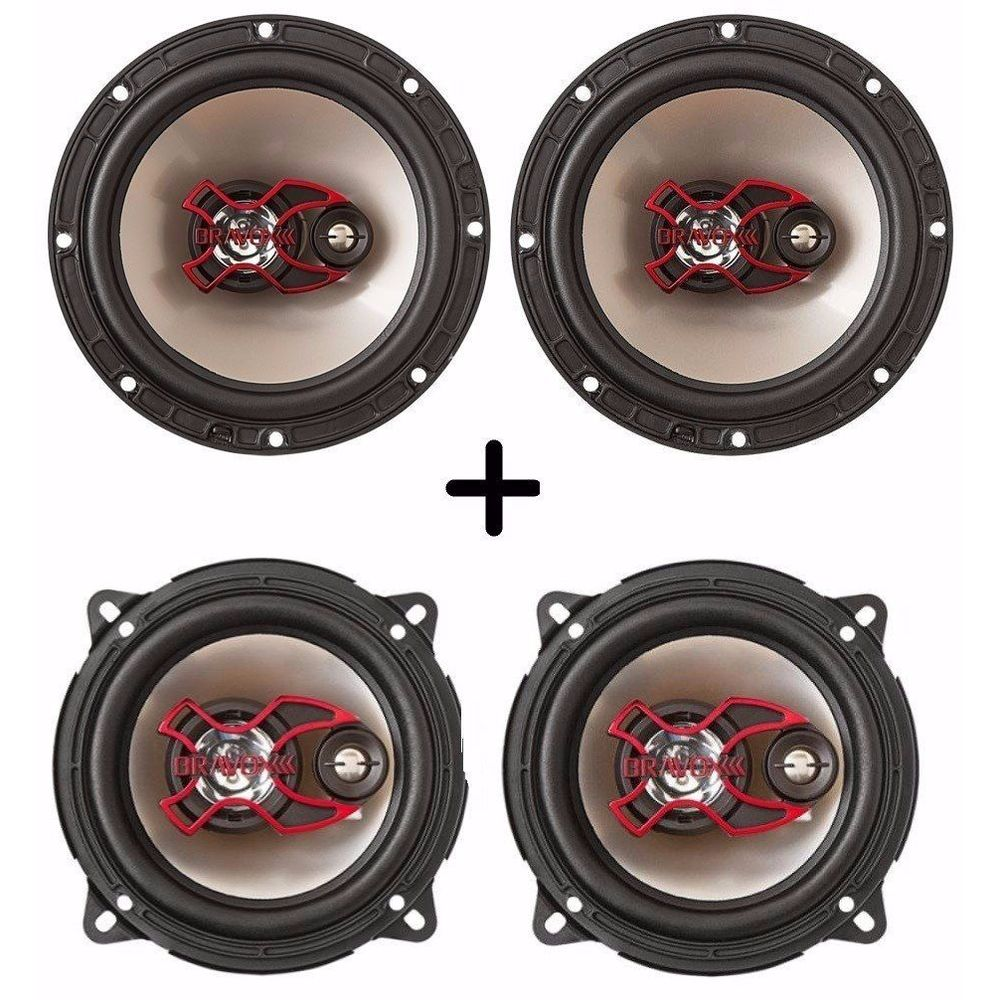 Kit-Auto-Falantes-6-E-5-Bravox-200w-Rms-Gol-G3-G4-G5-G6-G7