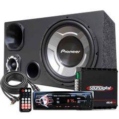 Kit-Som-Caixa-Trio-Sub-Pioneer-Aparelho-Bluetooth-Sd-400