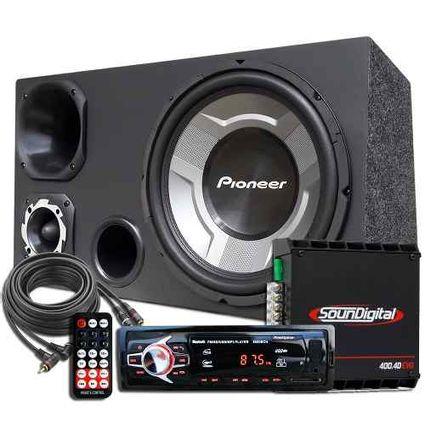 Som-Caixa-Trio-Sub-Pioneer-Aparelho-Bluetooth-Soundigital