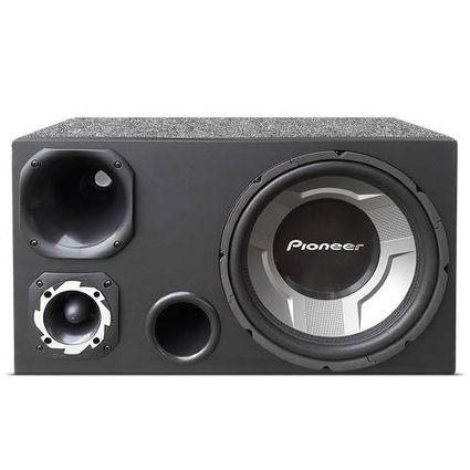 Caixa-Som-Carro-Trio-12-Sub-Pioneer---Modulo-Stetsom-Ir400