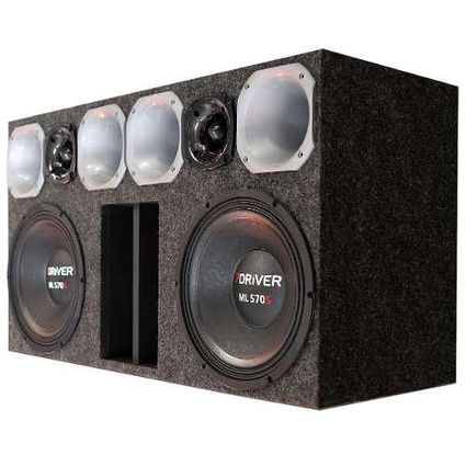 Kit-Caixa-Trio-Automotiva-5100w-Rms-2-Woofer-12-Taramps-Top