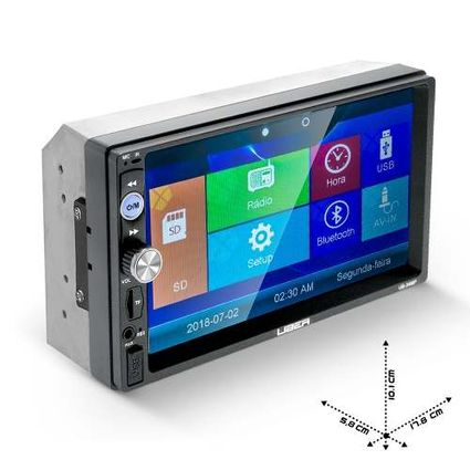 Central-Multimidia-Mp5-Sandero-Camera-Espelhamento-Android