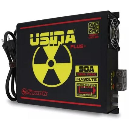 Fonte-Automotiva-Usina-90a-Bivolt-Battery-Meter-Spark