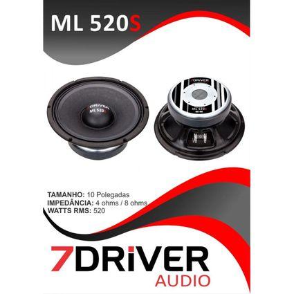 Alto-Falante-7-Driver-Ml-520-S-10-Polegadas-520-W-Rms