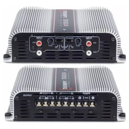 Caixa-Trio-Pioneer-600w-Cara-Preta-Selenium---Modulo-Taramps-DS800x4