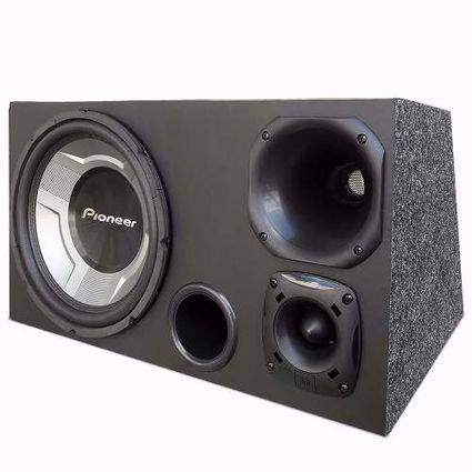 Caixa-Trio-Pioneer-Sub-12---Driver-Selenium---Modulo-Taramps