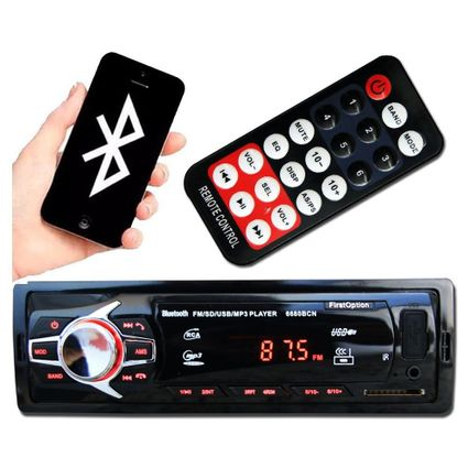 Kit-Automotivo-Player-Mp3-Bluetooth---Par-Falante-Bravox-6----par-6x9---Kit-Facil