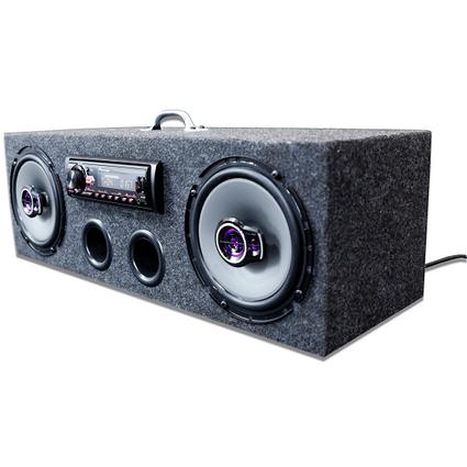 Caixa-Falante-Pioneer-Radio-Pioneer-2